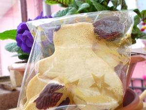 Lapins de pâques sablés